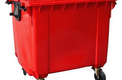 قیمت سطل زباله پلاستیکی ارزان