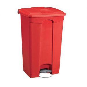 سطل زباله پلاستیکی پدال دار