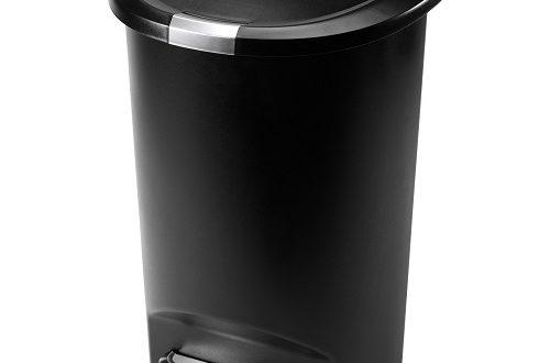 سطل زباله پلاستیکی خانگی و اداری