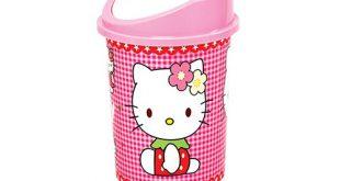 قیمت سطل زباله پلاستیکی بچگانه