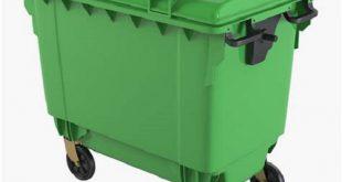 تولیدی سطل زباله پلاستیکی مکانیزه