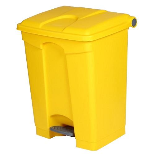 قیمت سطل آشغال پلاستیکی پدال دار