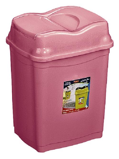 سطل زباله پلاستیکی آشپزخانه ناصر