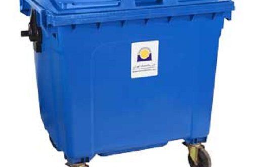 خرید سطل زباله پلاستیکی بارز
