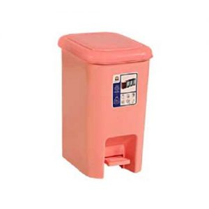 قیمت سطل زباله پلاستیکی پدالدار