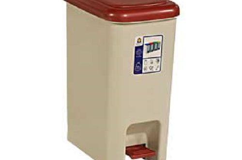 سطل آشغال پلاستیکی بارز پلاستیک