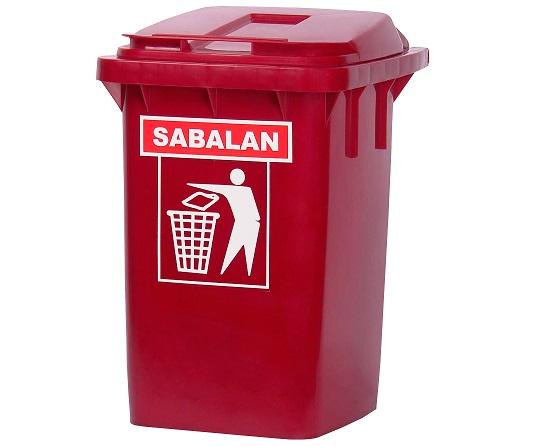 قیمت سطل آشغال پلاستیکی اداری