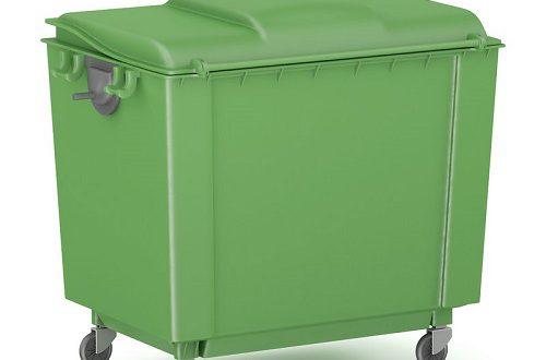 قیمت سطل آشغال پلاستیکی شهری