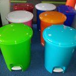 فروش سطل زباله پلاستیکی ارزان