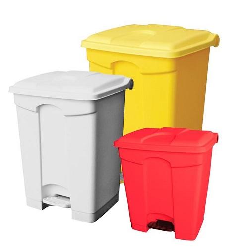 فروش سطل زباله پلاستیکی پدال دار
