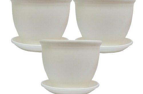 فروش اینترنتی گلدان پلاستیکی شهر آذین