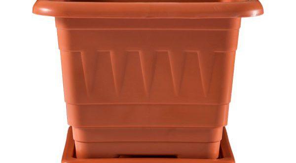 تولید گلدان پلاستیکی گلپونه