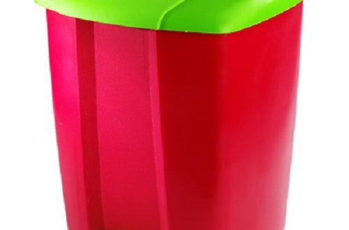 سطل زباله پلاستیکی آشپزخانه ارزان