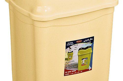 سطل زباله پلاستیکی ناصر پلاستیک