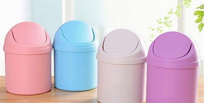 تولید کنندگان سطل زباله پلاستیکی