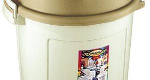 سطل زباله پلاستیکی شهری ناصر