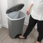 سطل آشغال پدالی