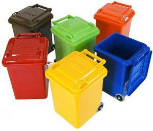 سطل زباله های بیمارستانی